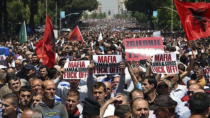 Albanien Regierung