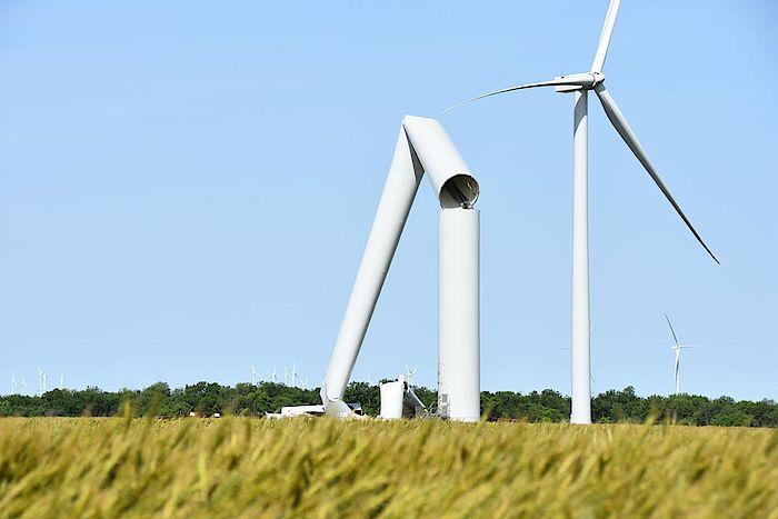 Windkraftanlagen Ohne Rotorblätter