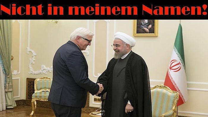 Bildergebnis für Steinmeier-Glückwunsch an den Iran