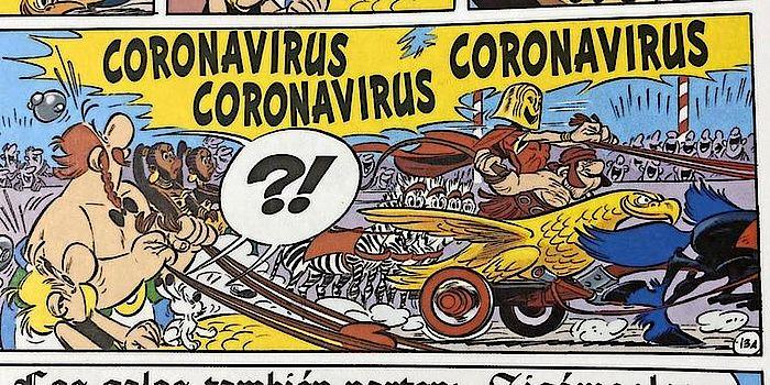 Corona Asterix