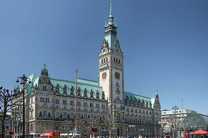 Hamburg Asylbewerber