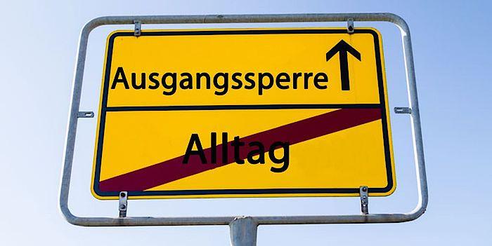 Coronavirus: Kommen Ausgangssperren in ganz Deutschland?