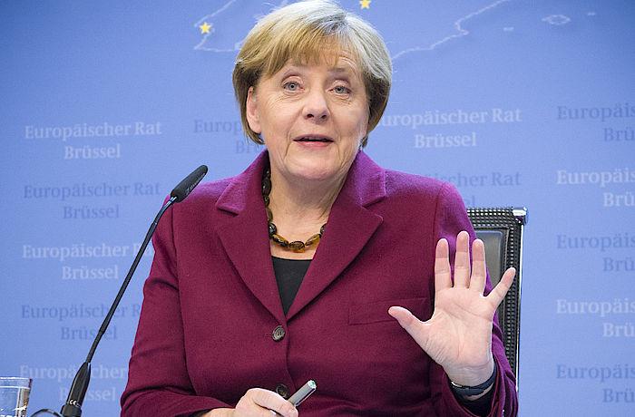 Angela Merkel Umfrage